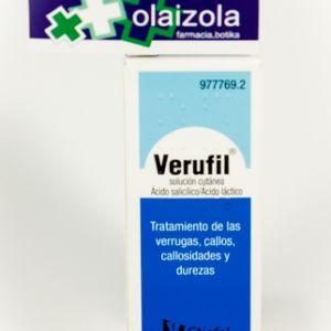Verufil (solucion topica 15 ml)
