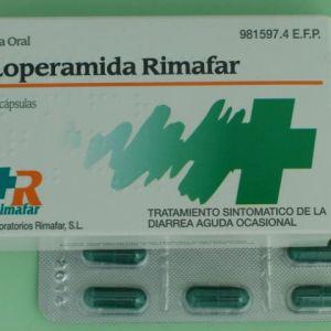 Loperamida rimafar (2 mg 20 capsulas)