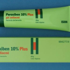 Peroxiben (10% gel topico 60 g)