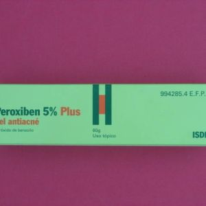 Peroxiben (5% gel topico 60 g)
