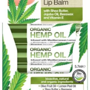 Dr. Organic Hemp Oil Lip Balm 7.5ml