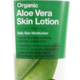 Dr. Organic Aloe Vera Skin Lotion 200ml