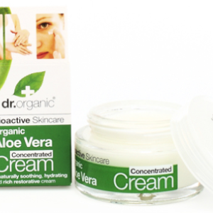 Dr. Organic Aloe Vera Concentrated Cream 50ml