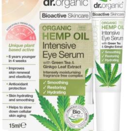 Dr. Organic Hemp Oil Intensive Eye Serum 15ml