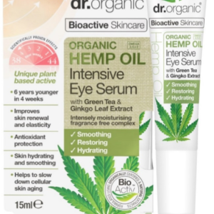 Dr. Organic Hemp Oil Intensive Eye Serum 15ml