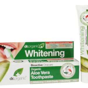 Dr. Organic Aloe Vera Toothpaste 100ml