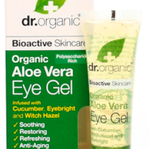 Dr. Organic Aloe Vera Eye Gel 15ml
