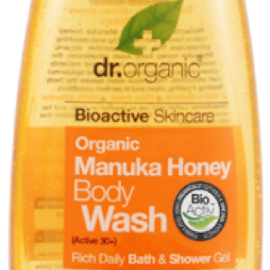 Dr. Organic Manuka Honey Body Wash 250ml