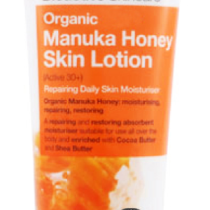 Dr. Organic Manuka Honey Skin Lotion 200ml