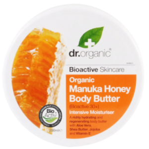 Dr. Organic Manuka Honey Body Butter 200ml