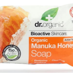 Dr. Organic Manuka Honey Soap 100g