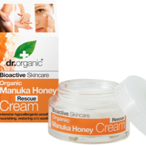 Dr. Organic Manuka Honey Rescue Cream 50ml