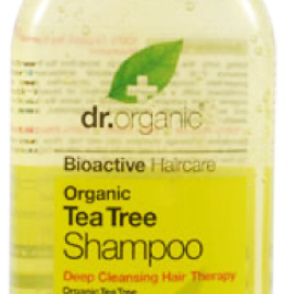 Dr. Organic Tea Tree Champú 265ml