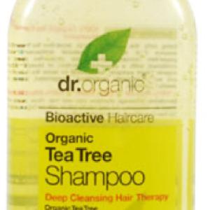 Dr. Organic Tea Tree Champú 265ml