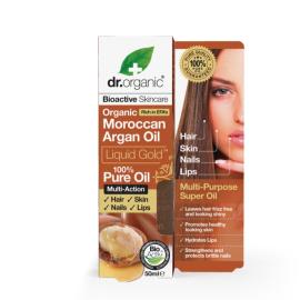 Dr. Organic Moroccan Argán Oil Liquid 50ml