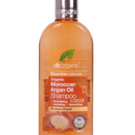 Dr. Organic Maroccan Argán Oil Champú 265ml