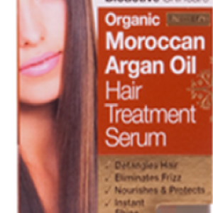 Dr. Organic Moroccan Argán Oil Hair Treatment Serum 100ml