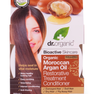 Dr. Organic Moroccan Argán Oil Hair Treatment Conditioner 265ml