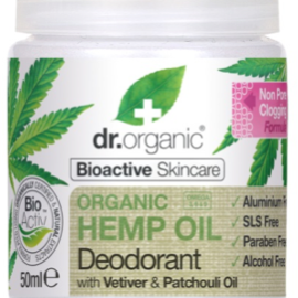Dr. Organic Hemp Oil Desodorante 50ml