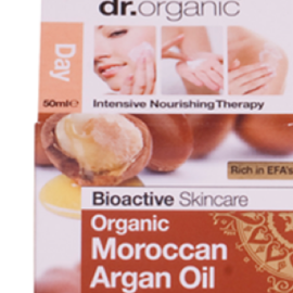 Dr. Organic Moroccan Argán Oil Day Cream 50ml