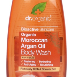 Dr. Organic Moroccan Argán Oil Body Wash 250ml