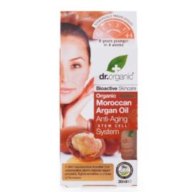 Dr. Organic Moroccan Argán Oil Stem Cell Anti-Aging System 30ml