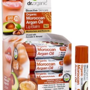 Dr. Organic Moroccan Argán Oil Lip Balm 5.7ml