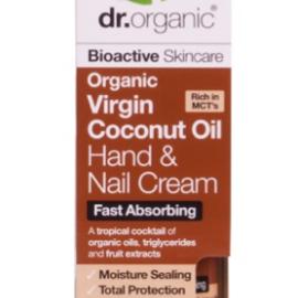 Dr. Organic Virgin Coconut Oil Hand & Nail Crema 100ml