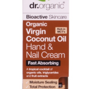 Dr. Organic Virgin Coconut Oil Hand & Nail Crema 100ml