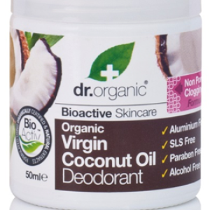 Dr. Organic Virgin Coconut Oil Desodorante 50ml
