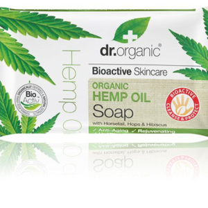 Dr. Organic Hemp Oil Soap 100g
