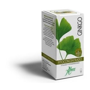 Aboca Fitoconcentrado Ginkgo (Display Box) 50 cápsulas