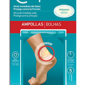 Compeed ampollas medianas pack doble