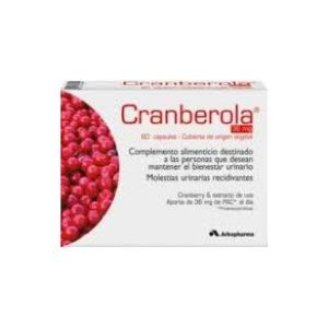 Arkopharma Cranberola Cys Control 60 cápsulas