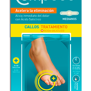 Compeed callos medianos pack doble
