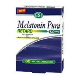 Esi Melatonin Retard tabletas 1.90 mg 60 tabletas