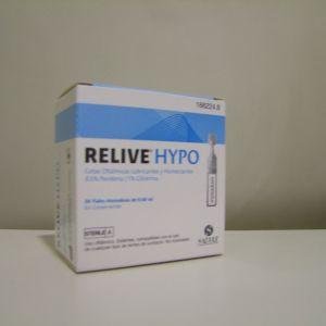 Salvat relive HYPO 30 viales monodosis