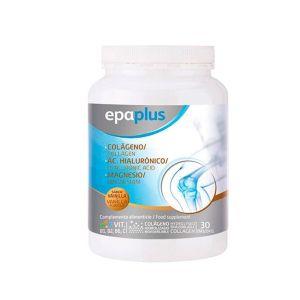 EPAPLUS Colágeno + ácido hialurónico + magnesio VAINILLA