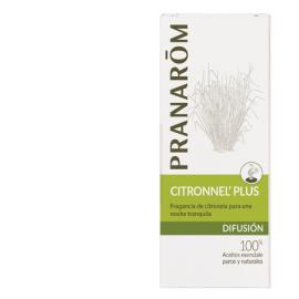 PRANARÒM Citronnel' Plus mezcla de Aceites Esenciales para difusor 30 ml