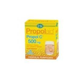 Esi Propolaid Propol C tabletas Efervescentes 500 mg 20 tabletas