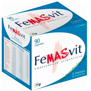 Femasvit 90 cápsulas