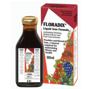 Salus Floradix Hierro + Vitaminas 250 ml