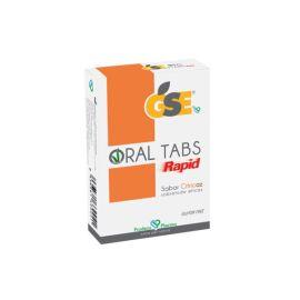 Prodeco Pharma Gse Oral Tabs Rapid 12 comprimidos