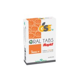 Prodeco Pharma Gse Oral Tabs Rapid Junior 12 comprimidos