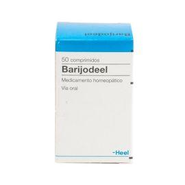 Heel Barijodeel 50 comprimidos