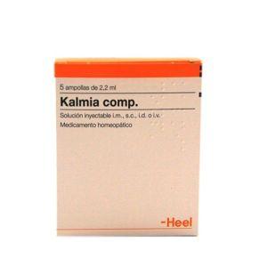 Heel Kalmia Comp.5 ampollas 2,2 ml