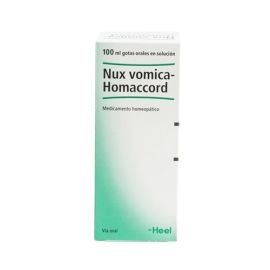 Heel Nux vomica-Homaccord 100 ml gotas