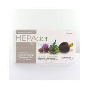 Homeosor Hepader 14 viales