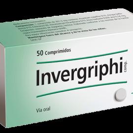 Invergriphi compositum 50 comprimidos