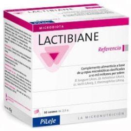 Pileje Lactibiane Reference 30 sobres